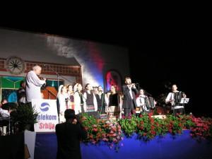 Maestro Bora Dugic on main stage