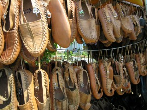 Serbian peasant shoes 1 (Copy)