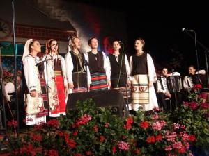 Singing group  Smilje