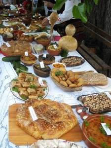 Traditional cooking recipes
